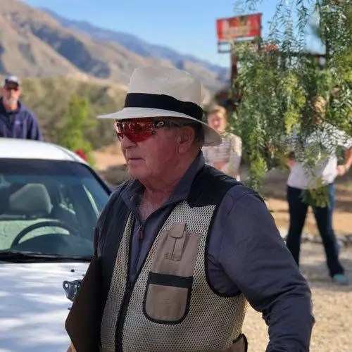 Bill Skinner - Master Gunsmith and Master Class amigo.