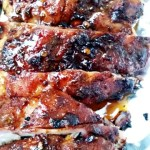Maple Chipotle Grilled Ribs