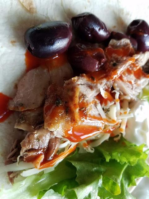 Easy Duck Tacos