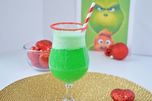 Grinch Float