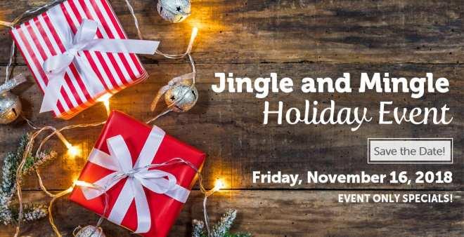 Jingle and Mingle Holiday Event