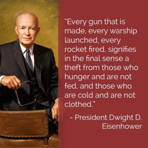 eisenhower reference