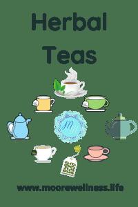 herbal teas natural remedies