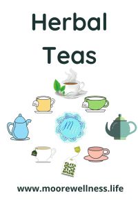 herbal teas natural remedies