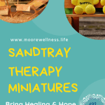 sandtray therapy miniatures