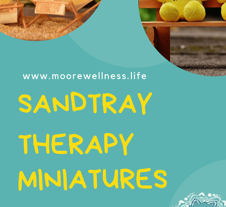 Sandtray Therapy Miniatures Help Trauma Survivors Heal