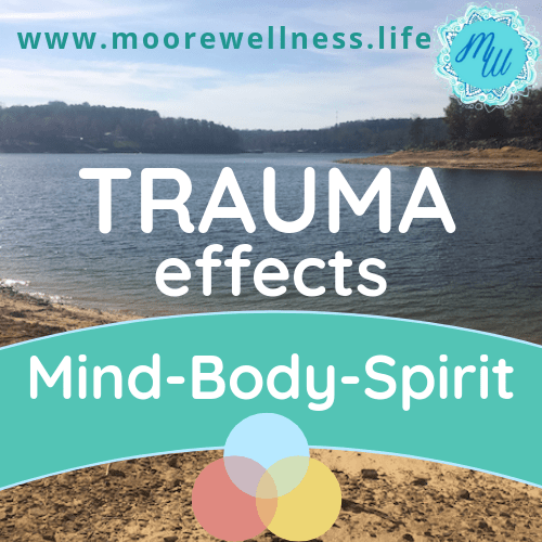 Moore Wellness.Life explores how PTSD & Trauma effects 7 out of 10 people in their lifespan. Read about the signs of PTSD & trauma and how it effects Mind-Body-Spirit... https://moorewellness.life/ptsd-trauma/