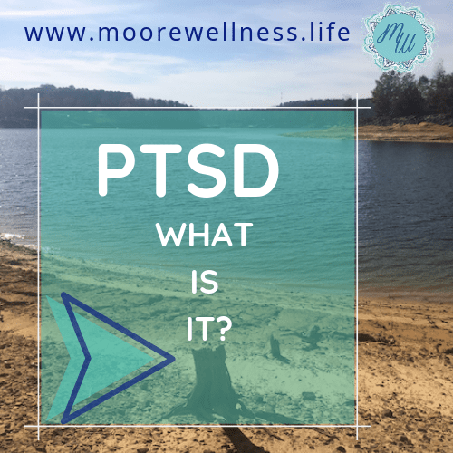 Moore Wellness.Life explores how PTSD & Trauma effects 7 out of 10 people in their lifespan.  Read about the signs of PTSD & trauma, types of trauma, and therapy... https://moorewellness.life/ptsd-trauma/