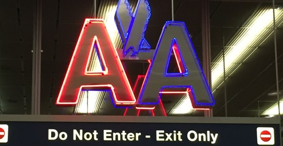 American Airlines Boarding Order Update