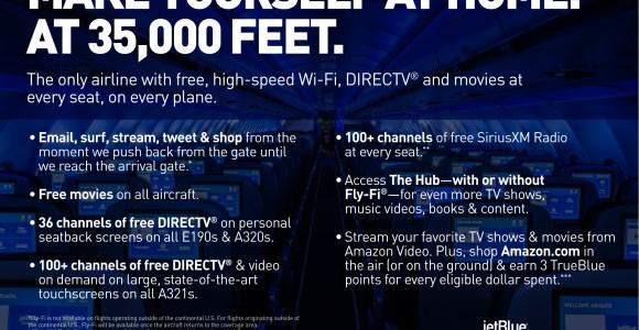 Travel Tech: JetBlue Free Wifi (FlyFi)