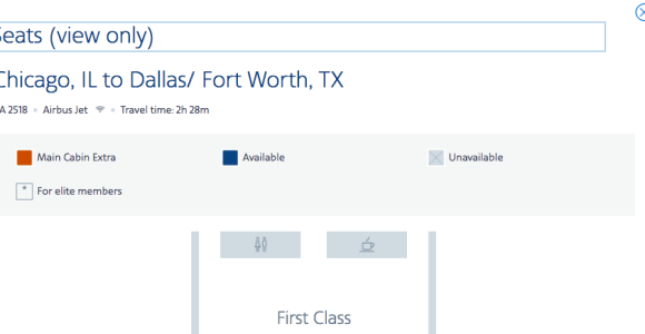 Travel Tip: View Same-Day Available Seats On American