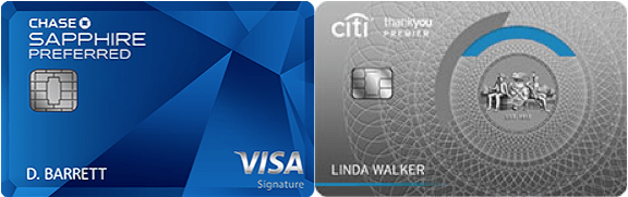 Credit card madness archives moore with miles chase sapphire preferred vs citi thankyou premier reheart Choice Image
