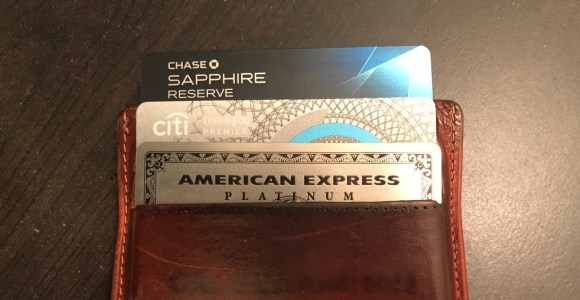 Issue With The Metal American Express Platinum Card