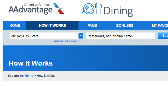 Should You Sign Up For Aadvantage Dining Moore With Miles