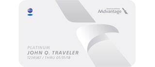 Elite Status: American Airlines AAdvantage Platinum Status