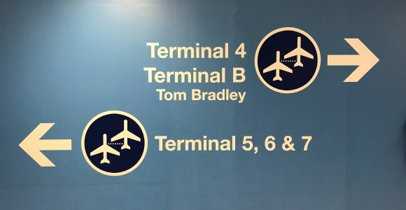 Travel Tip: Use Terminal 5 To Clear Security At LAX For American Flights