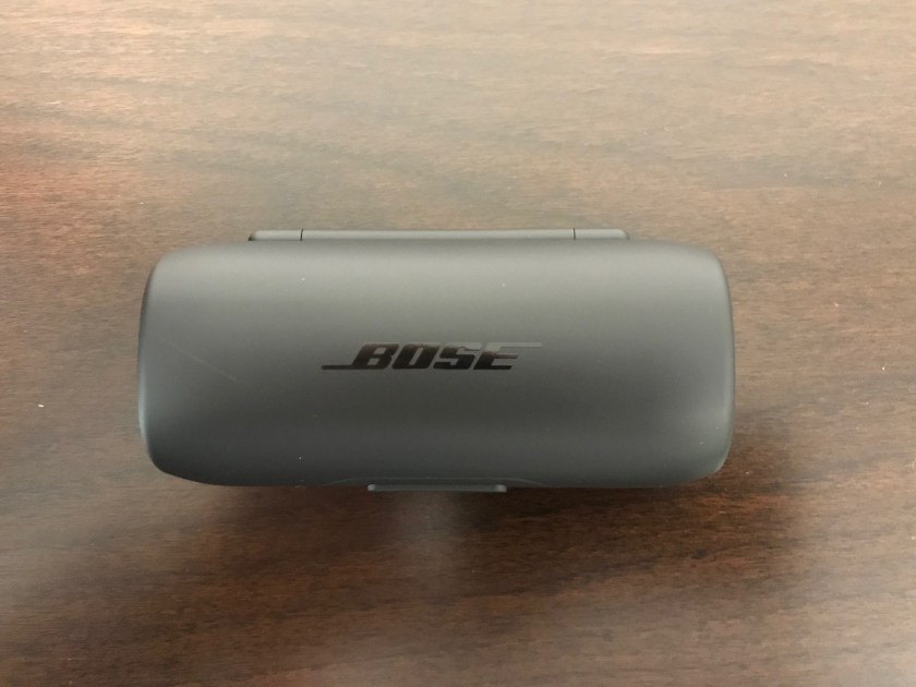 Bose Soundsport Free Charging Case