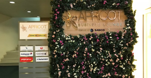 Lounge Review: Apricot Lounge Ho Chi Minh Vietnam Airport
