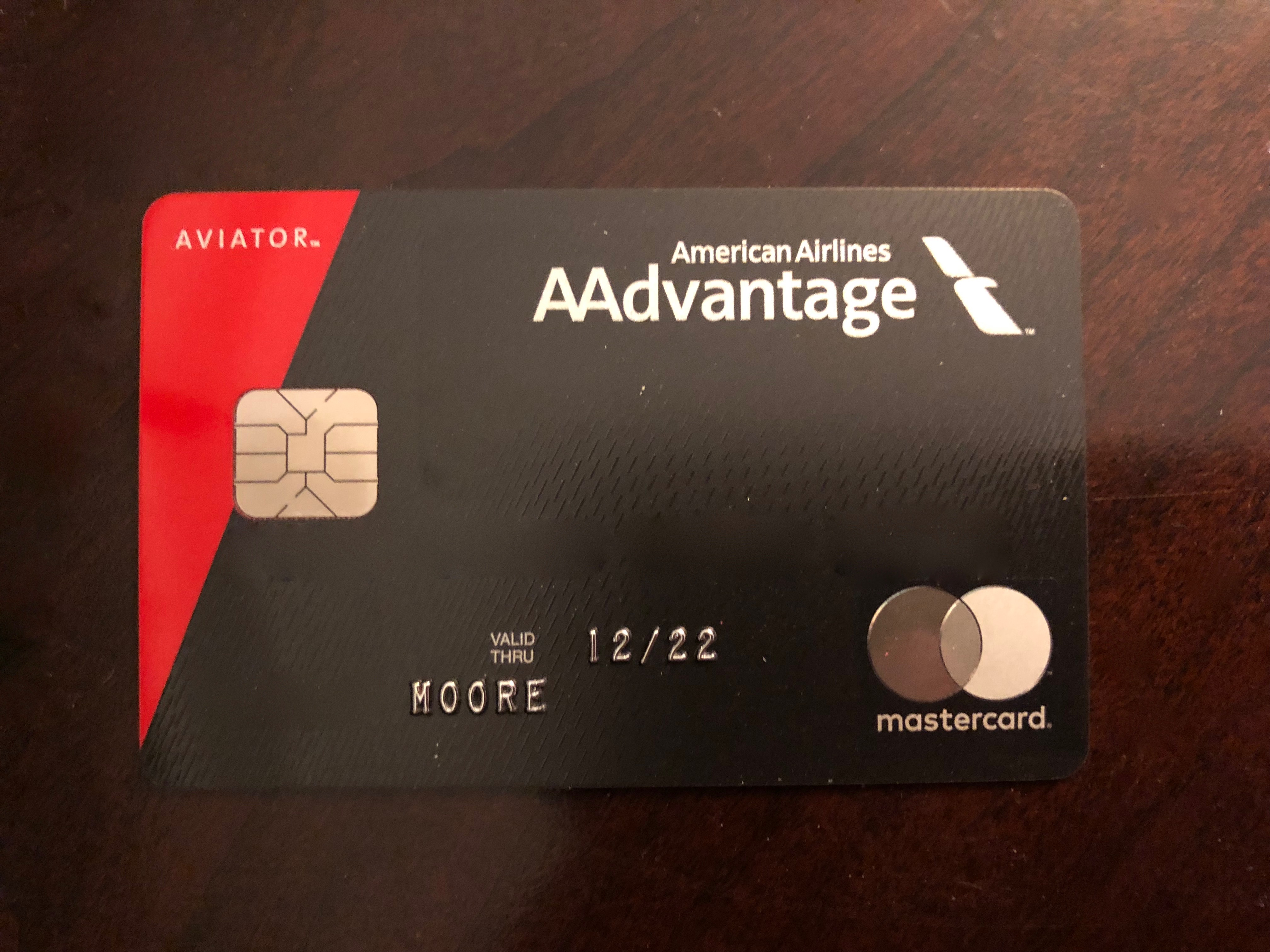 The Barclaycard AAdvantage Aviator Red Card Finally Arrived