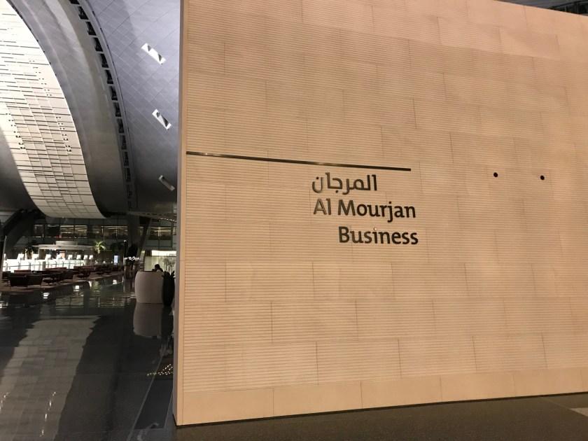 Al Mourjan Business Class Check In