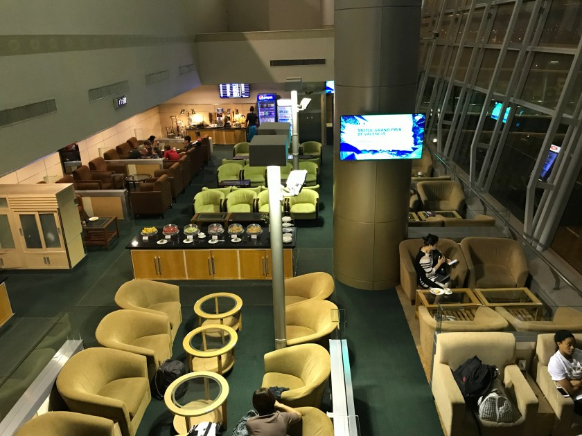 Ho Chi Minh Airport Orchid Lounge