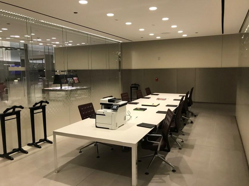 Al Mourjan Business Class Lounge Business Center Boardroom