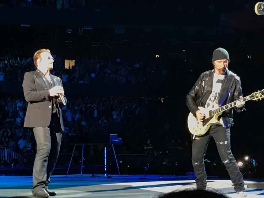 U2 Concert Soldier Field