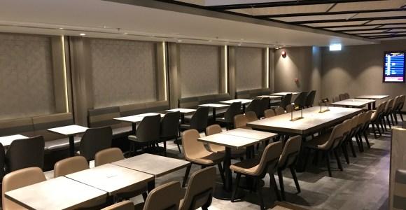 Lounge Review: Plaza Premium Lounge (Gate 1) Hong Kong Airport