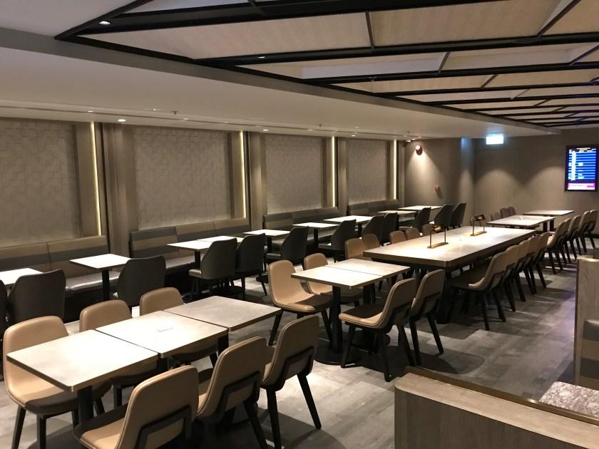 Plaza Premium Lounge East Dining Room
