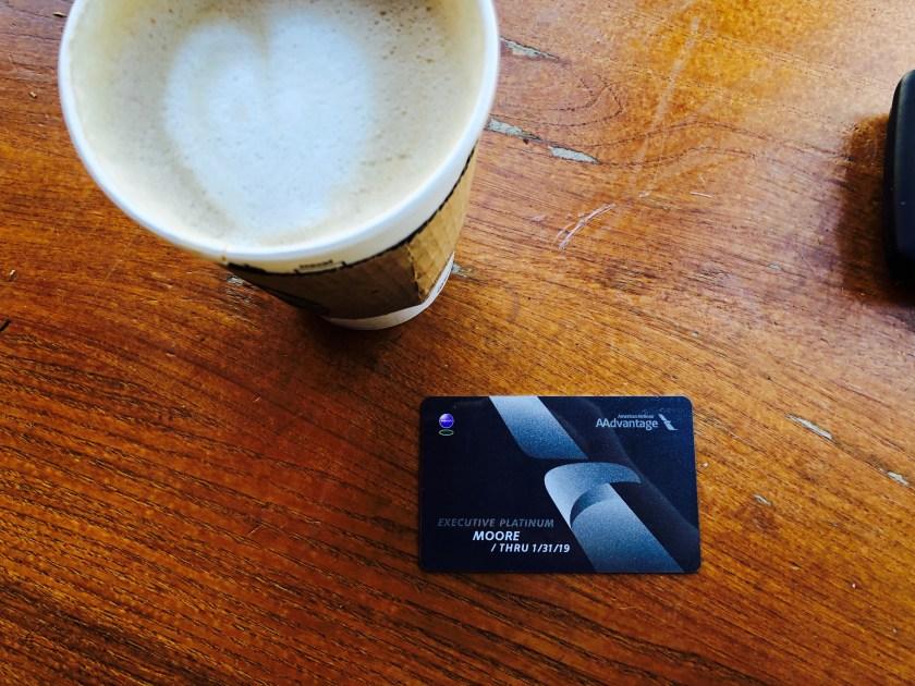 American Airlines Executive Platinum Card