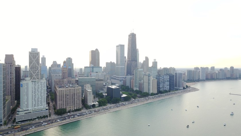 Chicago From DJI Mavic