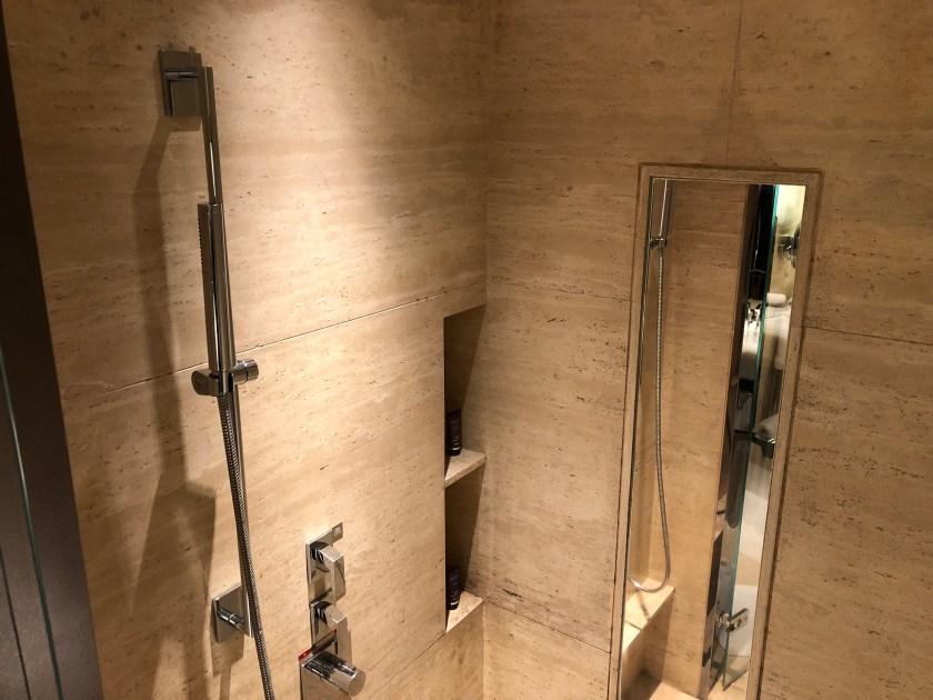 The Ritz-Carlton Hong Kong 112-15 Shower