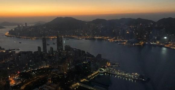 Hotel Review: The Ritz-Carlton Hong Kong