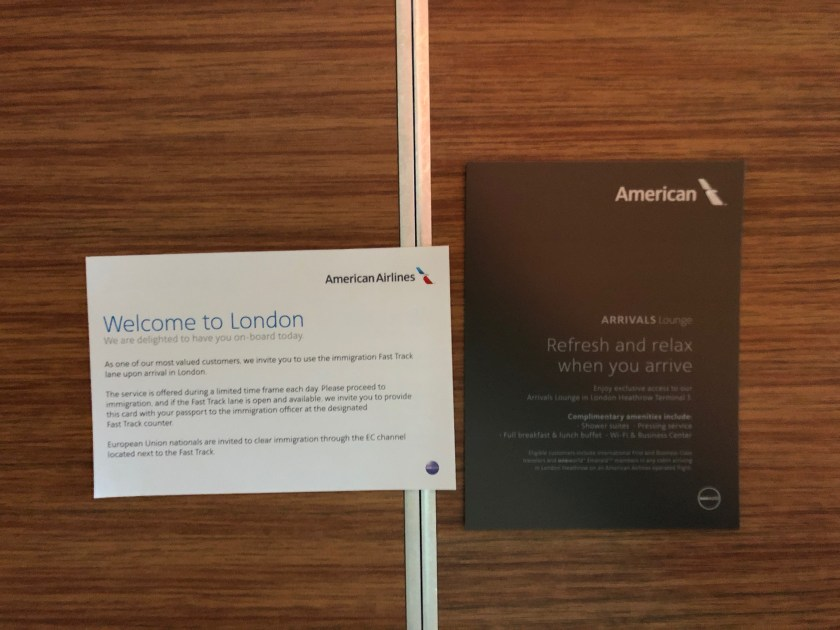 Review american airlines business class 787 8 chicago to london american airlines 787 business class landing docs reheart Choice Image