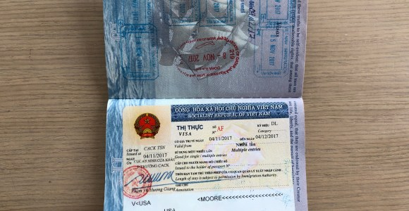 Applying Vietnam Passport Us Moore E-visa With For A Miles -