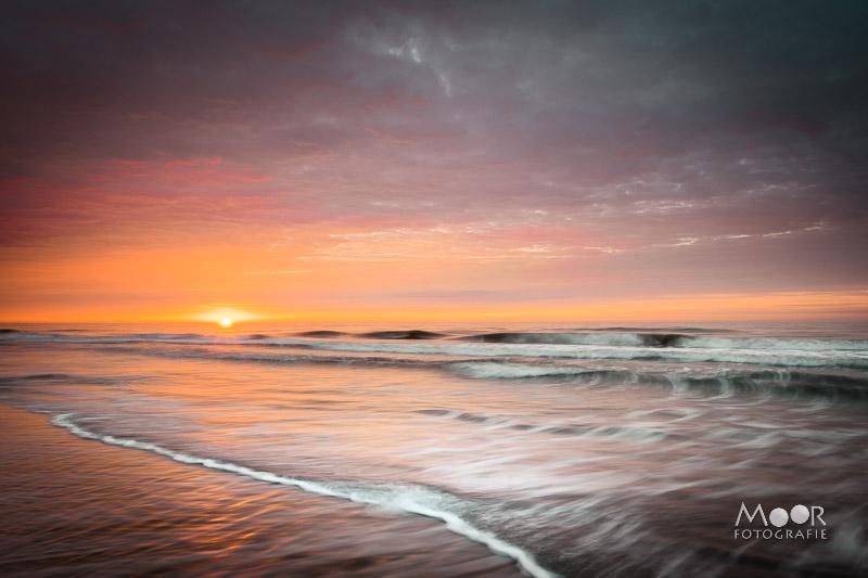 Water fotograferen - golven