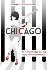 Chicago the Musical - Poster