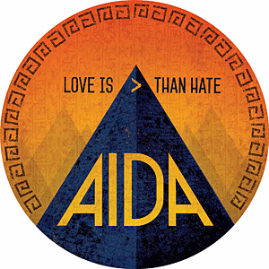 Aida logo - Moorhead High School Theater
