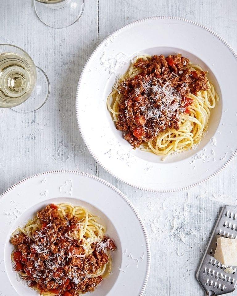 Spaghetti Bolognese - Valentine's Dine-In