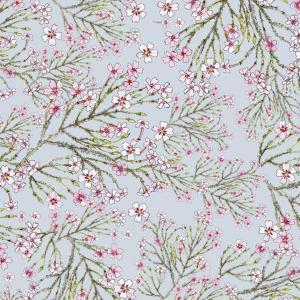 CoralBloom Kimono Purelinen Jamesbrittenia on White