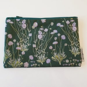 CoralBloom Clutch Bag Salvia