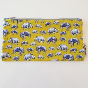 CoralBloom Pencil Case Bags Elephants