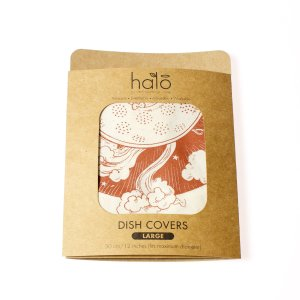 Halo Dish and Bowl Cover Large | Utensils