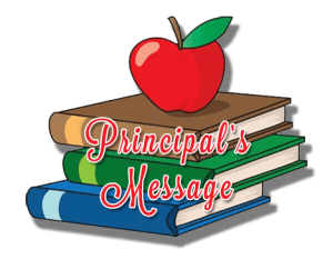 Image result for message from principal clip art