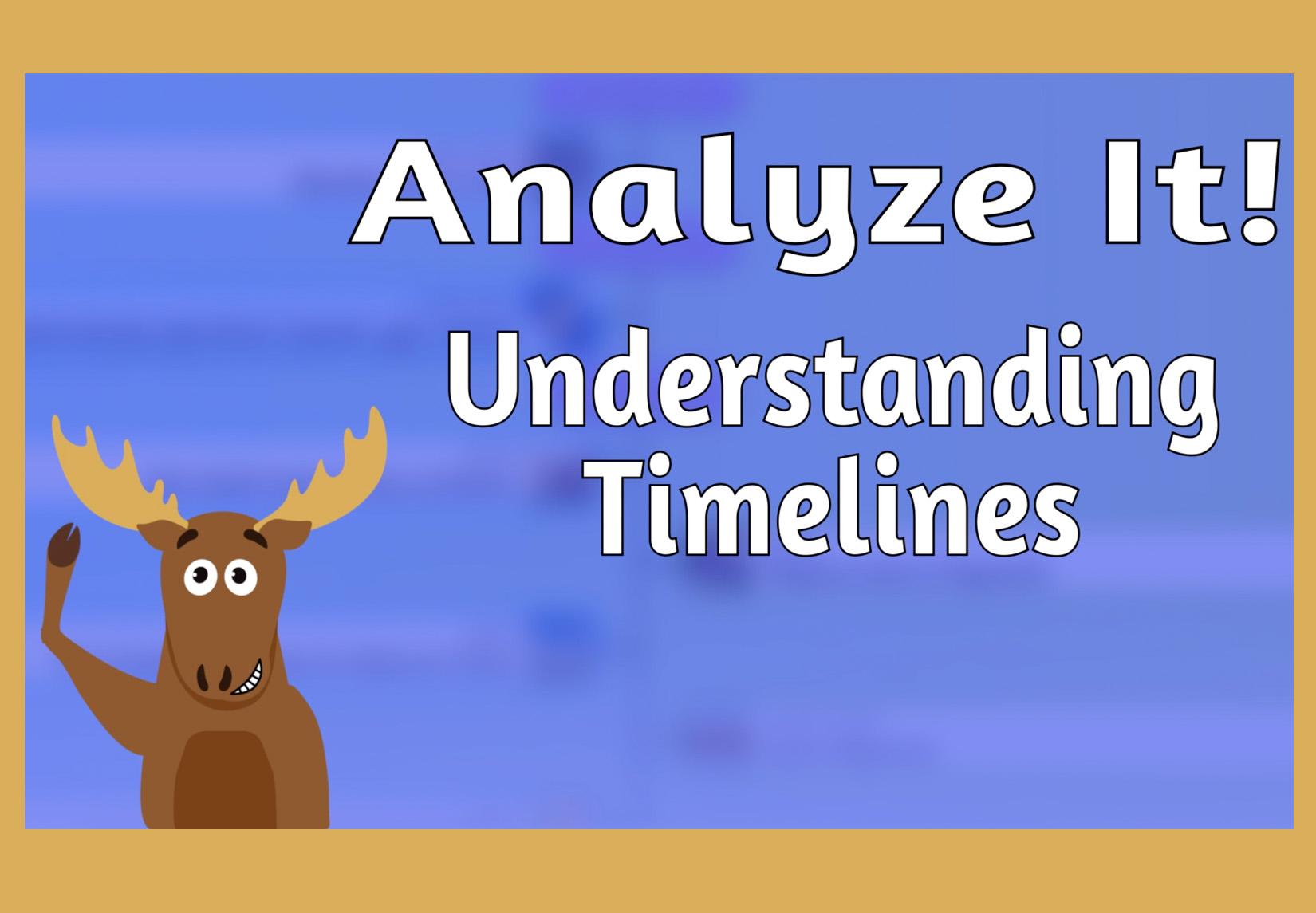 Interpreting Timelines