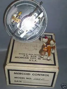 Mercoid Gas/Differential Pressure Switch PRL-3-P1