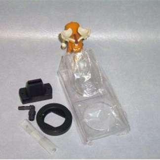 004452 Domino Laser Coder Beam Shroud Assembly 004452