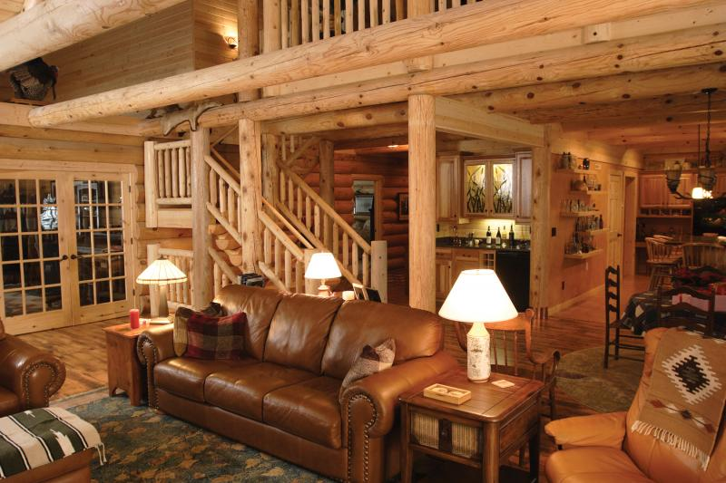Moose Log Homes Home