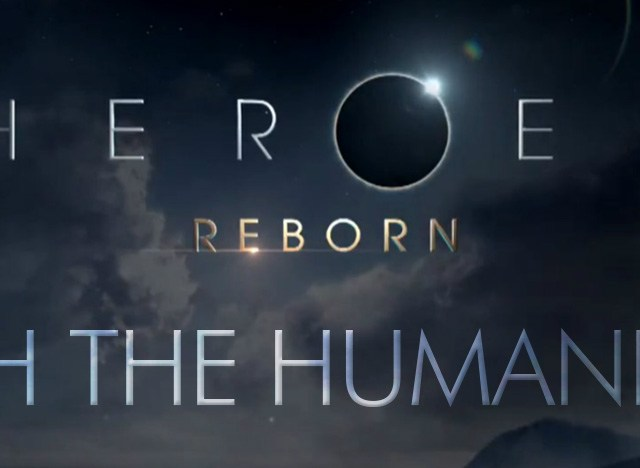 Heroes Reborn Oh the Humanity