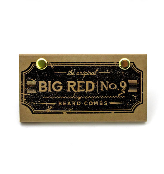Bartkamm Big Red #9